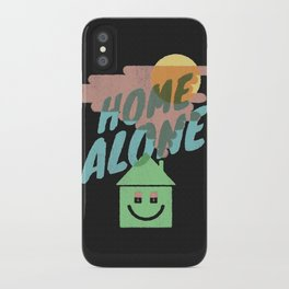 Home Alone iPhone Case