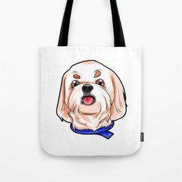 Shih Tzu Dog Puppy Doggie Tote Bag
