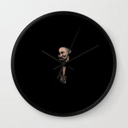 Uncle Teomondo (2017) Wall Clock