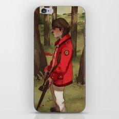 The Hunter's Code iPhone Skin