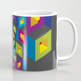 Socialization Colors Coffee Mug