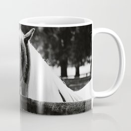 Extraordinary Black & White Coffee Mug