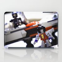 transformers iPad Cases featuring Kre-o Transformers by TJAguilar Photos