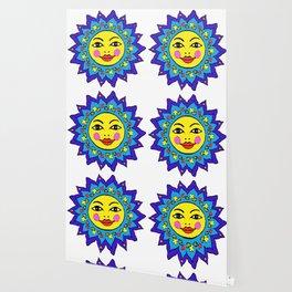 Mayan Sunshine Girl by Amanda Martinson Wallpaper
