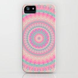 Mandala 418 iPhone Case