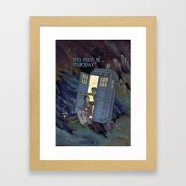 This Must Be Thursday Framed Art Print
