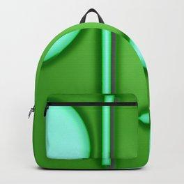 Green lights Backpack