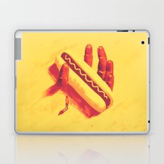 Long Fingers (hot dog version) Laptop & iPad Skin