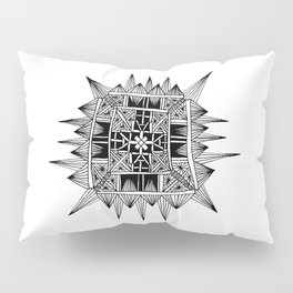 Square Star Pillow Sham