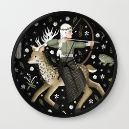 archer Wall Clock
