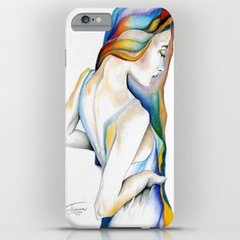 Rebirth by J Namerow iPhone Case