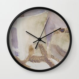 Duochrome Still Life Wall Clock