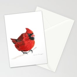 Red by Teresa Thompson Stationery Cards