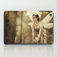 games iPad Cases featuring Faerie Games by Ginger Kelly Studio