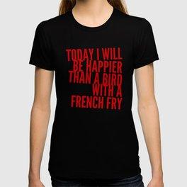 I Am So Looking Forward T-shirt