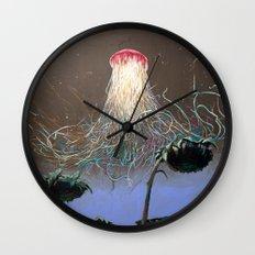 the shinning Wall Clock
