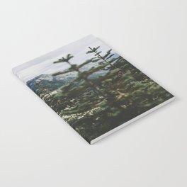Mount Rainier Summer Wildflowers Notebook