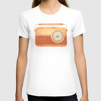 radio T-shirts featuring Radio Silence by One Curious Chip