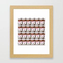 Nutellas! Framed Art Print