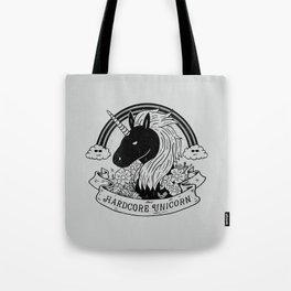 Hardcore Unicorn Tote Bag