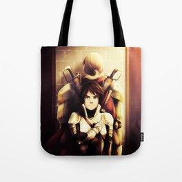 Serai - Father and Son Tote Bag