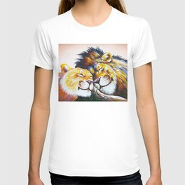 lion love T-shirt