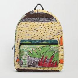 Bocce at Lerida Backpack