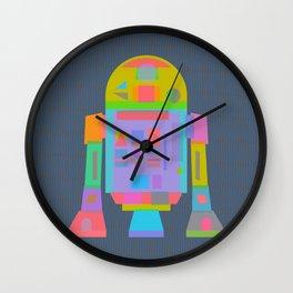 OrTwoDeeTwo Wall Clock