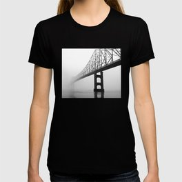 Savanna-Sabula bridge - 2 T-shirt
