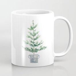 Christmas fir tree Coffee Mug