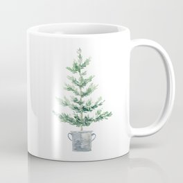 Christmas fir tree Coffee Mug