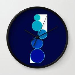 Only Circles Wall Clock