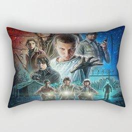 Final Episode Rectangular Pillow