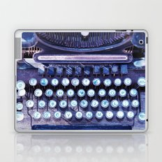 Typewriter Laptop & iPad Skin