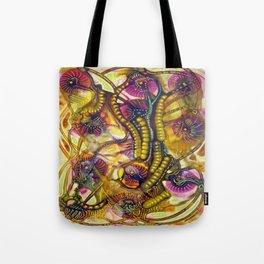 Silk Workshop Tote Bag