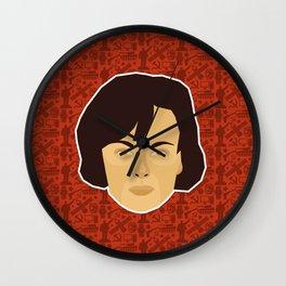 Natalya Simonova - Goldeneye Wall Clock
