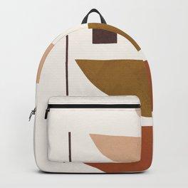 Minimal Shapes No.41 Backpack