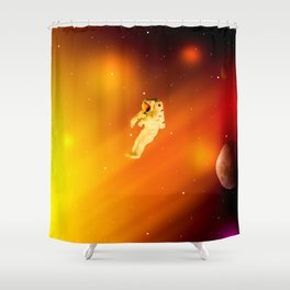 Sacrifice Shower Curtain