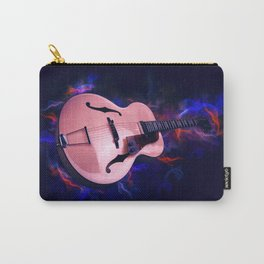 Guitar Art Carry-All Pouch