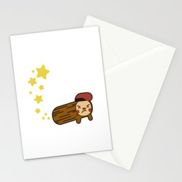 Caga Tió Stationery Cards