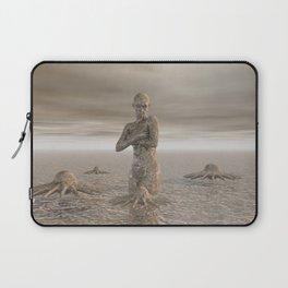 The Ice Maiden Laptop Sleeve