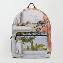 In the Days of Sappho Backpack
