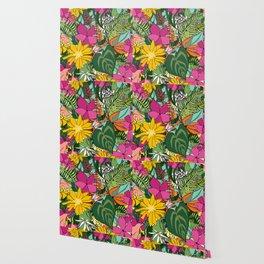 Tropics and Plants Wallpaper