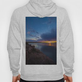Bluewater Lake Sunset Hoody