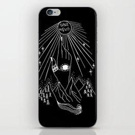 Luna Nueva iPhone Skin