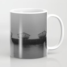 Boats in a Row Mug