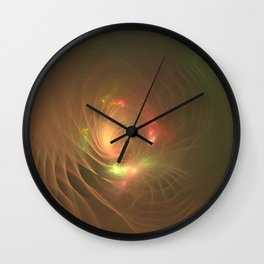Light from the inside Wall Clock