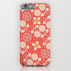 Vintage Flora iPhone 6s Slim Case