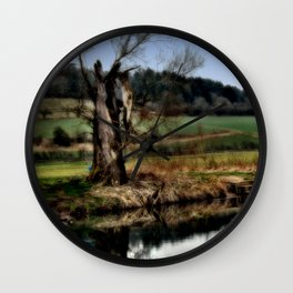 Alter Baum Wall Clock