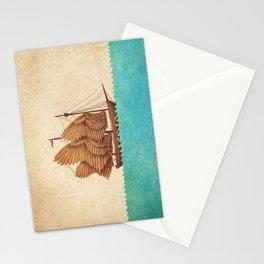 Winged Odyssey Stationery Cards